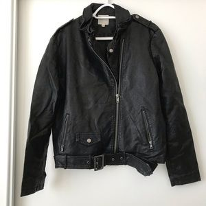 Urban outfitters (silence+noise ) leather jacket